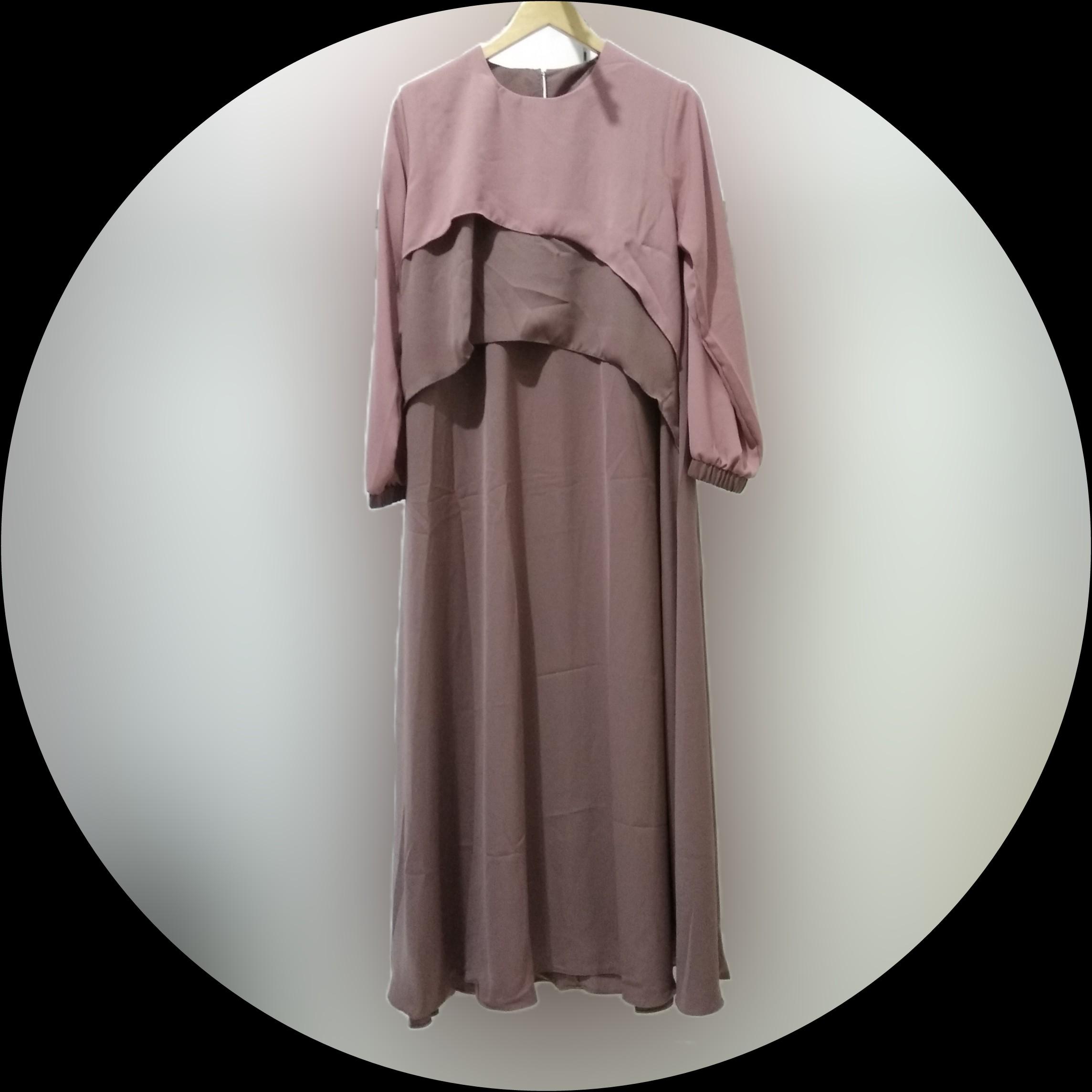 Gamis Syar I Qibota Premium Toko Busana Pakaian Wanita